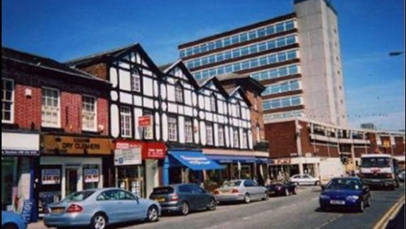 Shop for Rent in Altrincham - 20 Railway Street, Altrincham