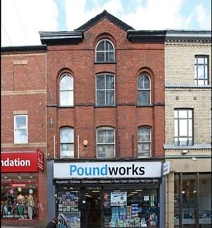 Shop for Rent in Altrincham - 120 George Street, Altrincham