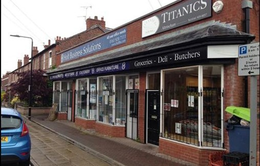 Shop for rent in Altrincham - 51 Borough Road