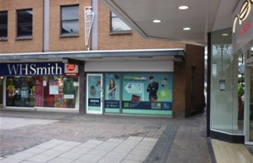 Shop for Rent in Altrincham - 6 George Street, Altrincham