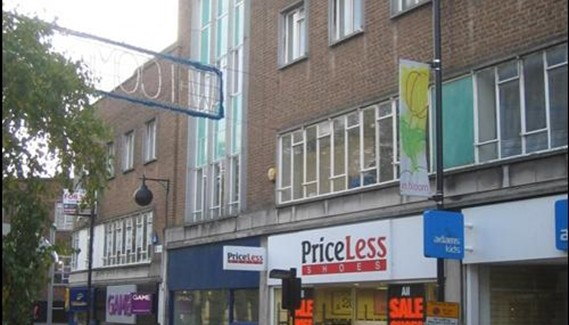 Commercial Shop For Sale Westgate Wakefield