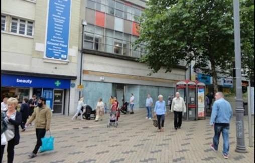 Shops For Sale Kirkgate Wakefield