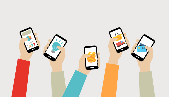 Shops For Rent Sales - The Top Five Mobile Apps to Promote Your Small Business